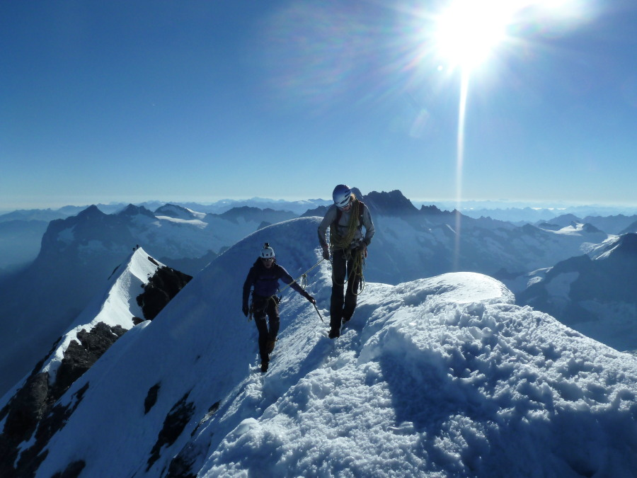 Eiger summit