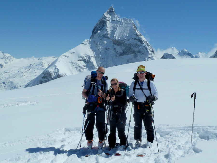 Ski Haute Route Mountain Guide