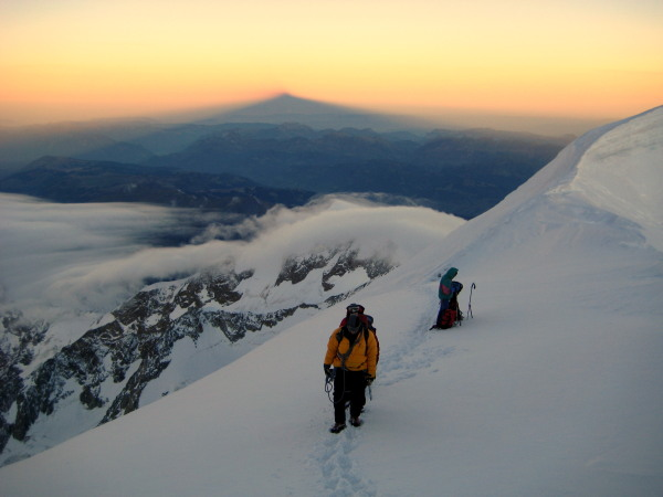 British Mountain Guide Mont Blanc