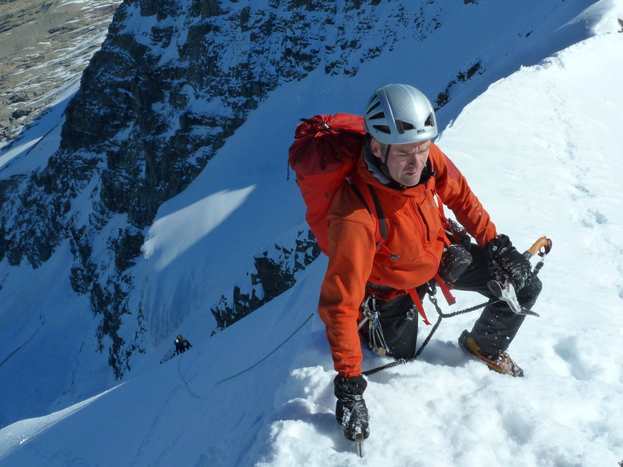 Gran Paradiso Mountain Guide