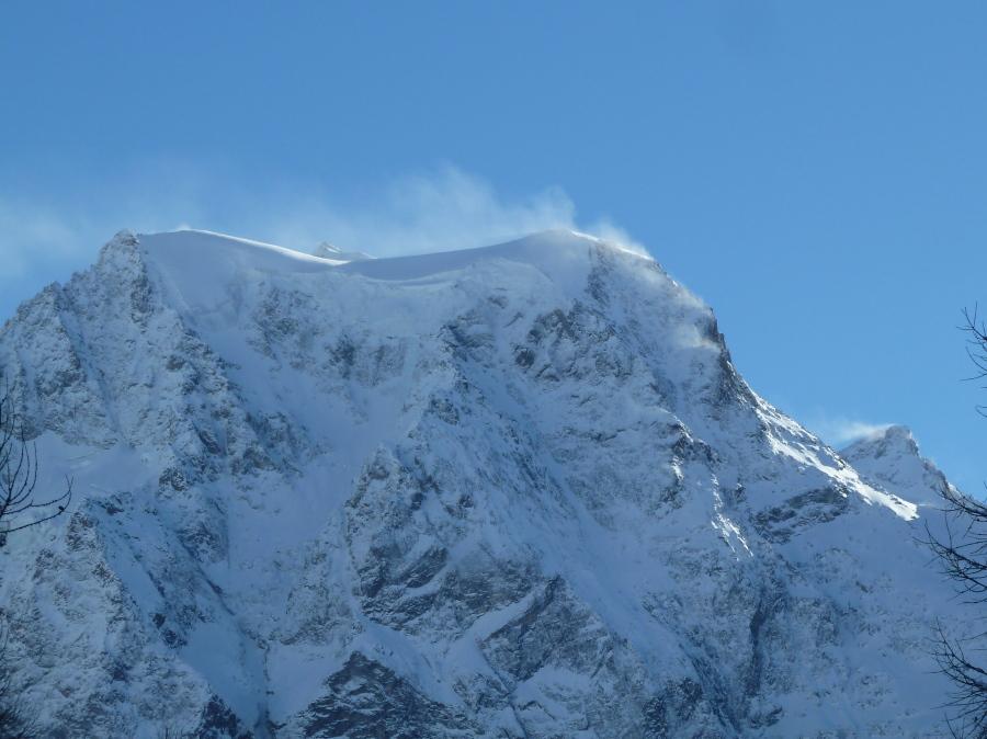 Mont Collon l'Eveque Mountain Guide