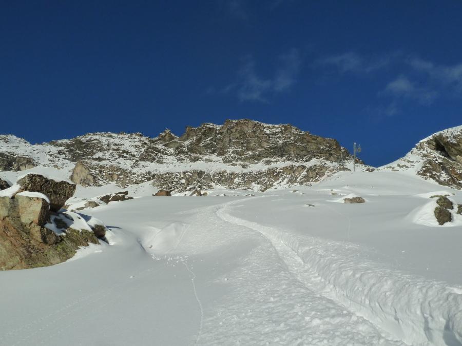 Arolla Ski Guide British Mountain Guide