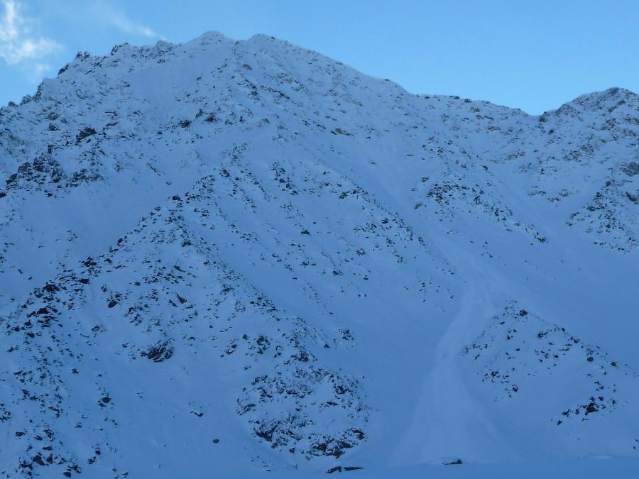 Tseina Reifen Ski Tour Guiding