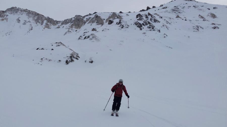 british mountain guide ski Grimentz