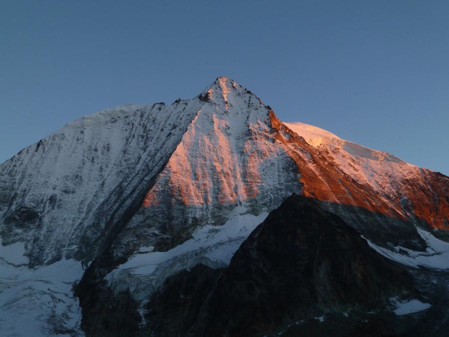 Mont Blanc de Cheilon Guided climb
