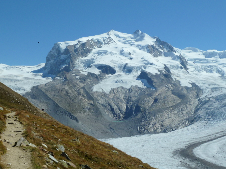 Climb Monte Rosa British Mountain Guide