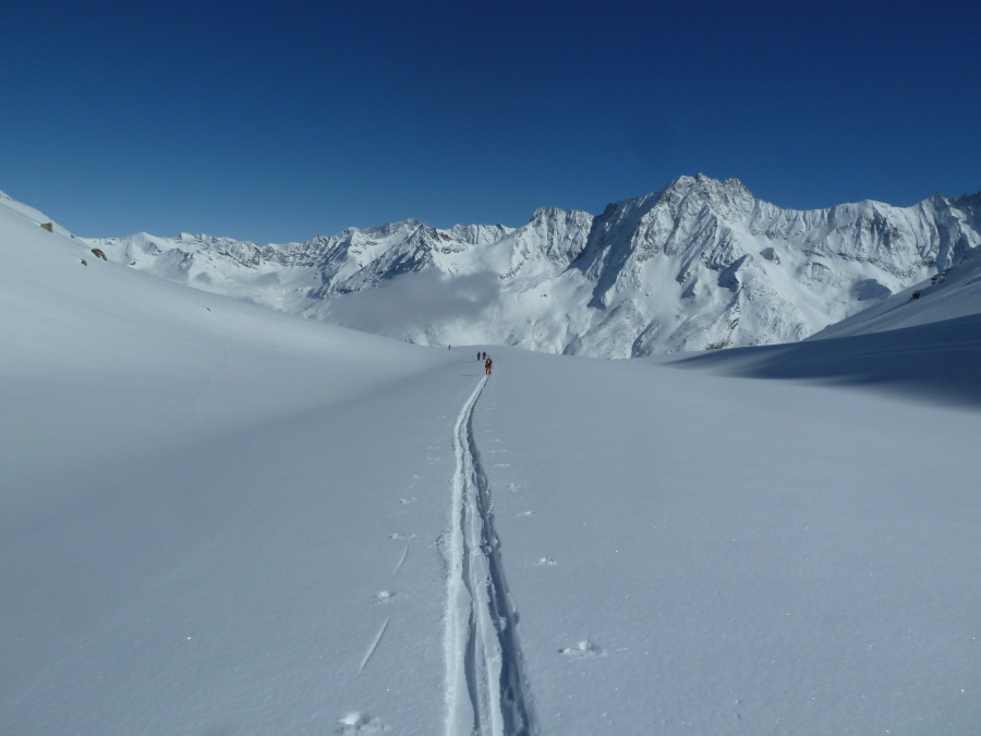 Col des Ignes mountain guide ski day tours