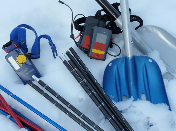 Ski Touring Safety Introduction Course Guide
