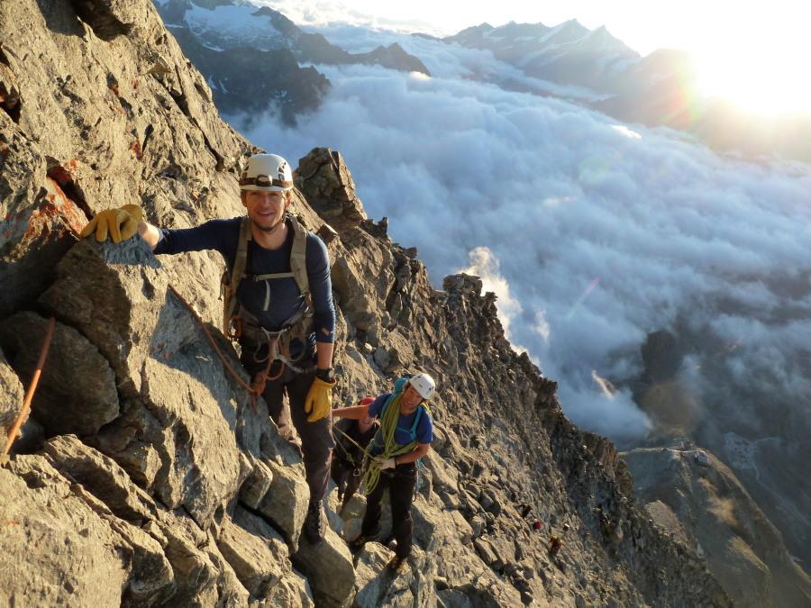 Matterhorn Hornli Ridge Mountain Guide