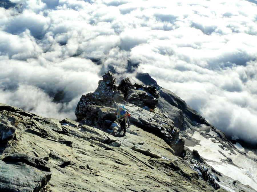Climb the Matterhorn with Alpine Guide