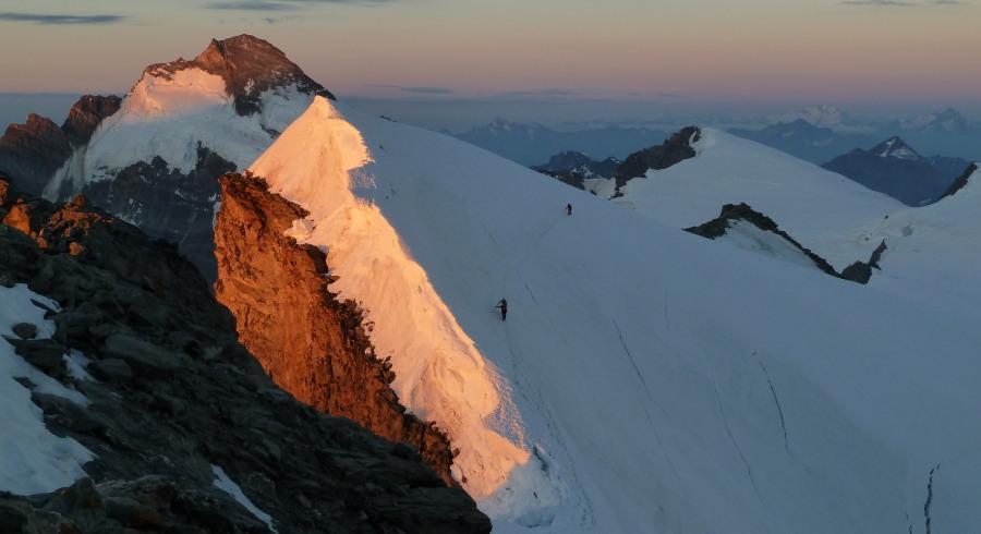 Valais alpine routes