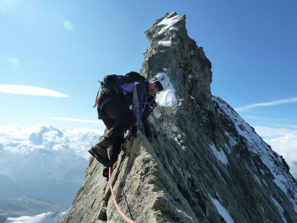Descending the Bourrique