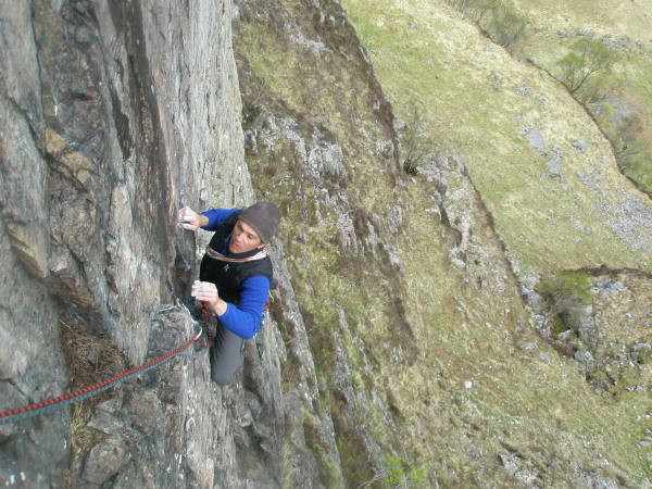 Pitch 1, Crocodile, E3, Aonoch Dubh