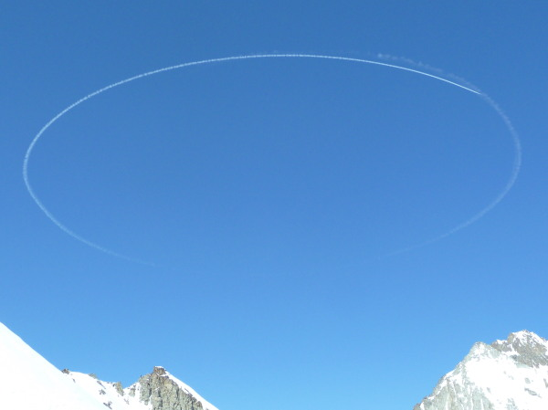 Swiss Air Force in action