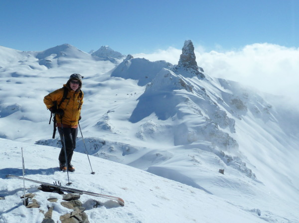 Top of Becca de Lovegno