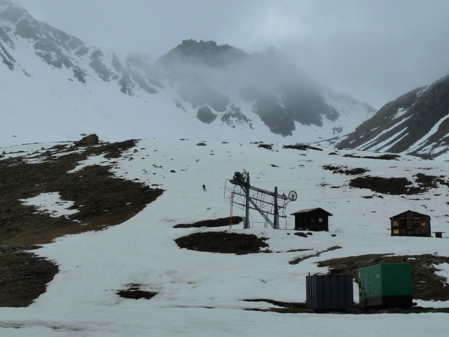 Mountaineering Holidays in Arolla