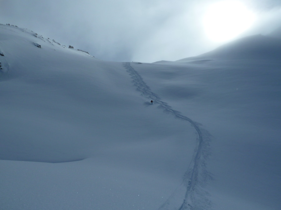 Off Piste Guiding Val d'Herens