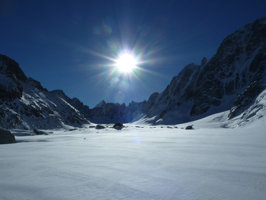 Arolla Guided Ski Touring