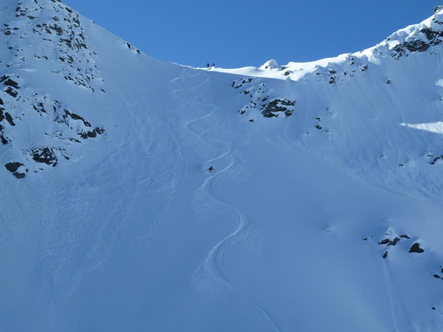 Ski St Luc Zinal Grimentz Frost Guiding Arolla