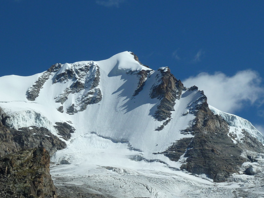 Climb Gran Paradiso North Face
