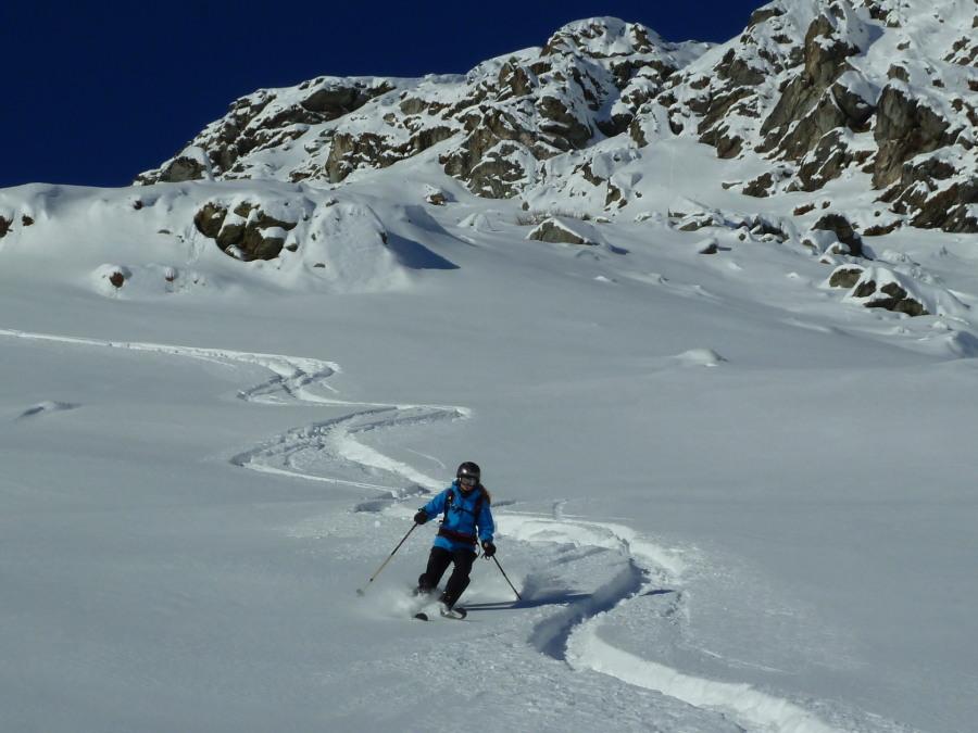 Ski Touring Course Arolla Grimentz Zinal