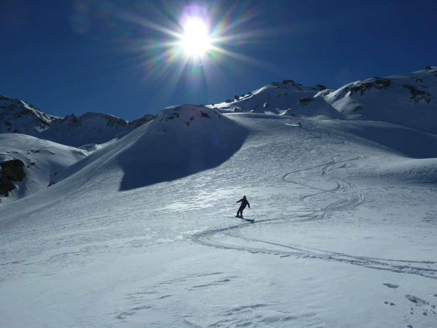 Ski Touring Arolla Guide