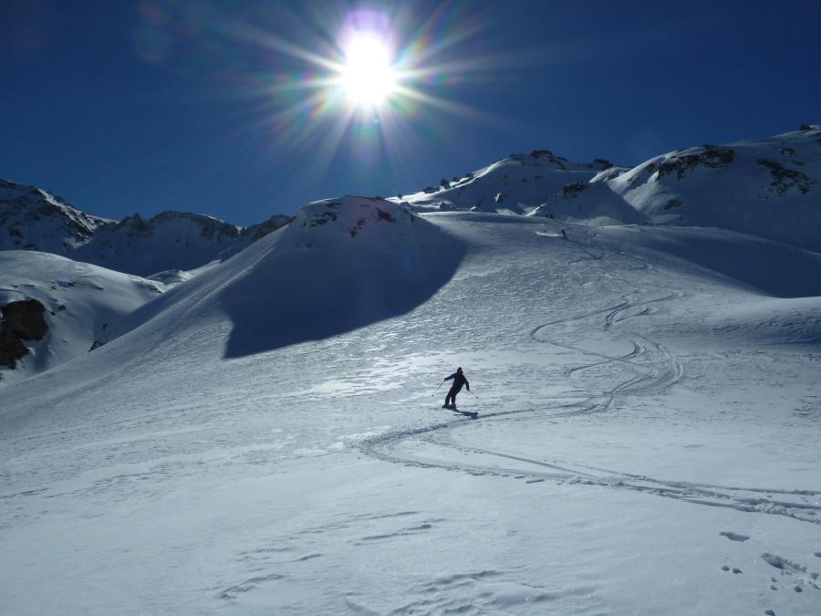Ski Touring Arolla Guide